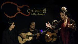 Tablao Las Carboneras Madrid