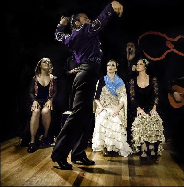 Espectaculos de flamenco en Madrid